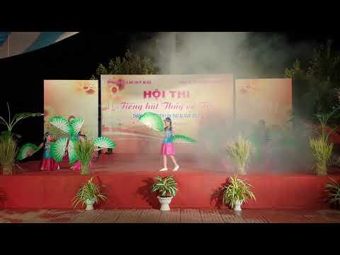 Múa: Quê hương tươi đẹp - Biểu diễn: Trường Tiểu học Thuận Yên