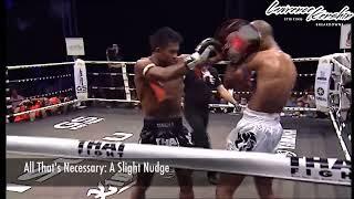 Buakaw: Devastating Knockout At Unexpected Range