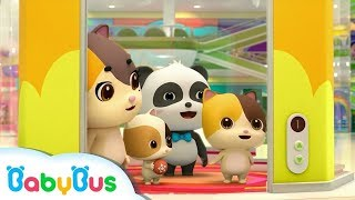 Yes Yes Elevator Safety Song   Indoor Playground Song   Nursery Rhymes   Kids Songs   BabyBus