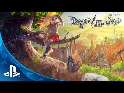 Dragon Fin Soup se dostane na PS4, PS3 a PSV