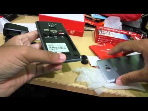 Unboxing Smartfren Andromax E2 Indonesia