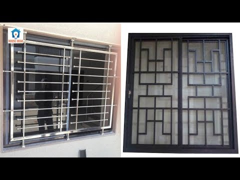 Iron Window Grill at Best Price in India