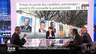 Nicolas Dupont Aignan Invité De Zemmour & Naulleau  Sur Paris Première