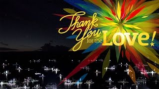 """ABS-CBN Christmas Station ID 2015 """"Thank You For The Love"""""""