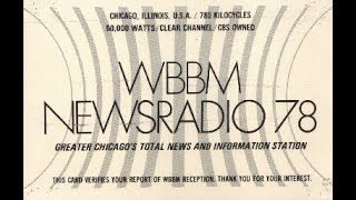 WBBM Newsradio 78 Chicago