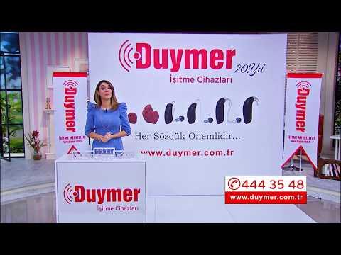 Sayın Zuhal Topal Duymer İşitme Cihazları'nın Kalitesinden Bahsetti.
