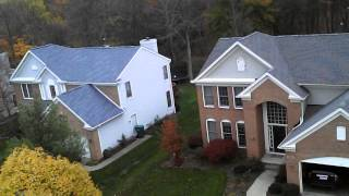 Drone Fun Over Twinsburg Neighborhood