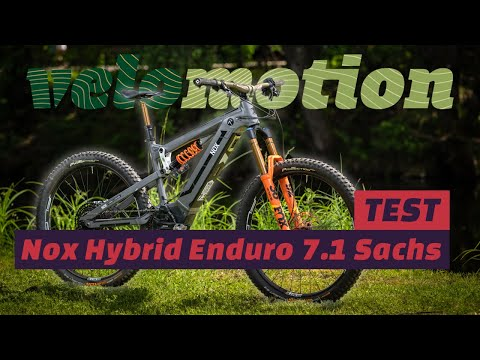 NOX Hybrid Enduro 7.1 Pro Sachs im Test: KRAFTPAKET