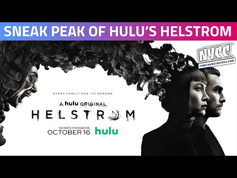 Get Heated with the Cast & Creator of Hulu's Helstrom