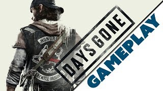 Days Gone: Freakers and the Art of Motorcycle Maintenance! Gameplay & Commentary with Bend Studio