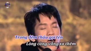 Karaoke Phiến Đá Sầu - Don Hồ (2 Audio Streams)