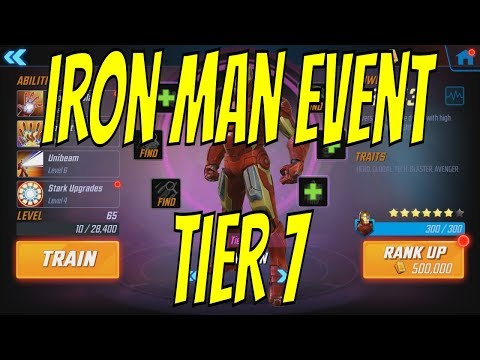 Msf Legendary Events