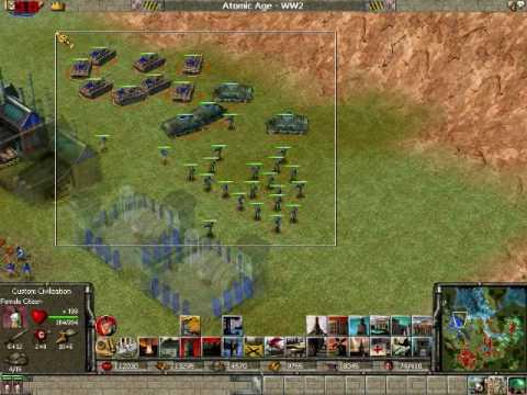 Gameplay de Empire Earth