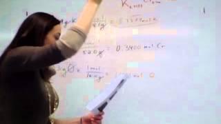 U8L1 Empirical Formula Lecture