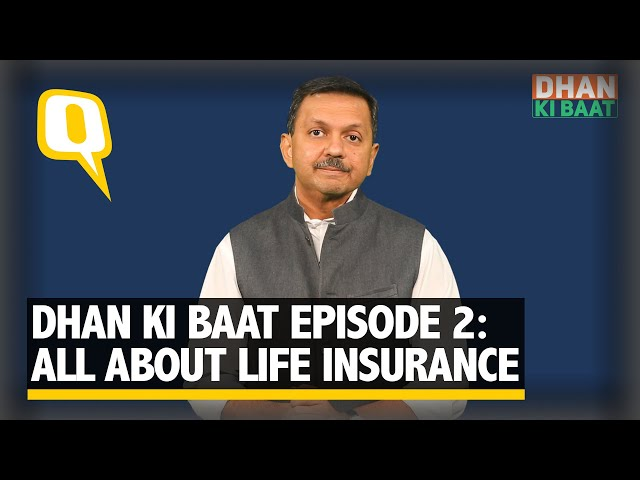 Dhan Ki Baat Episode 2 Do You Really Need An Insurance Policy