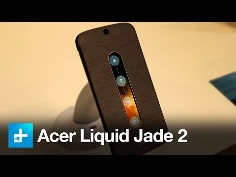 Acer Liquid Jade 2 - Hands On