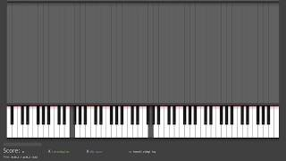 Kasauti Zindagi Kay Theme Song Piano Cover