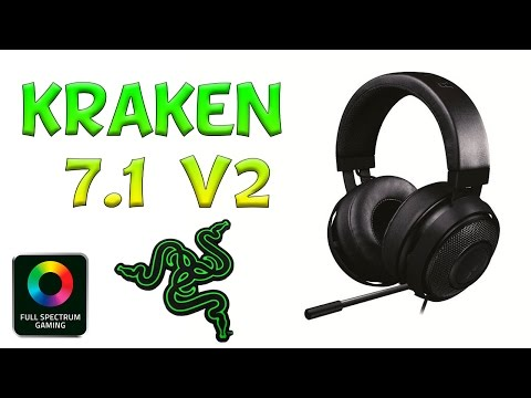 Auriculares Kraken 7 1 v2 Chroma en Español