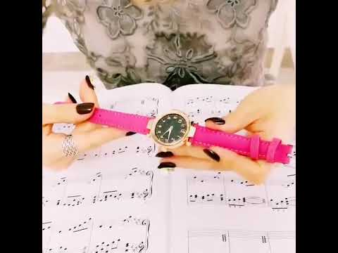 Lady Starry Eloquent Glow Watch