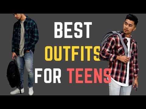 5 Items To Be MORE Stylish As a TEEN   BE MORE Stylish Than Your Friends