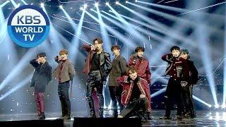 Gambar cover SEVENTEEN - THANKS + Getting Closer | 세븐틴 - 고맙다 + 밤 [2018 KBS Song Festival / 2018.12.28]