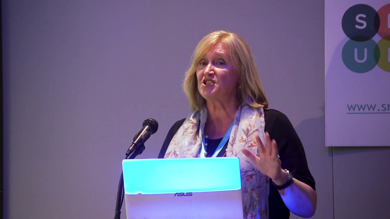 SRUK, CE Sue Farrington talks on connecting at events