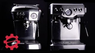 Ascaso Dream Vs Breville Infuser | Comparison