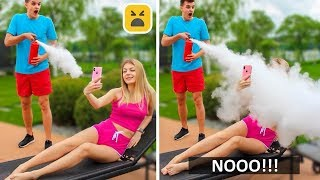 Simple and Funny Photo Ideas & Phone Life Hacks and More DIY
