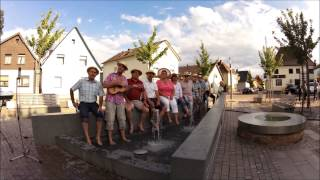 preview picture of video 'Cold Water Challenge Bietigheim'