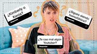 100 PREGUNTAS INCÓMODAS EN 5 MINUTOS | Kika Nieto