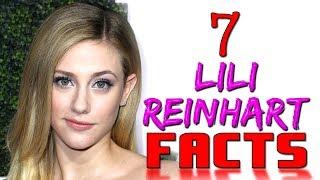 Lili Reinhart Facts | Riverdale actress