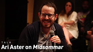 Ari Aster on Midsommar, Cathartic Endings, the Director's Cut, and His Favorite Films
