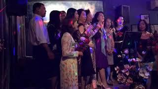 Thương nhau ngày mưa - ST: Nguyễn Trung Cang - Họp ca