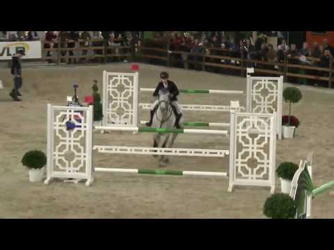 Gilles Nuytens & Foulon Z Jumping Mechelen 130 against the clock