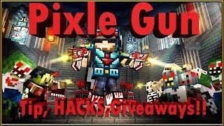 Pixel Gun 3d 13.0.3 (Hacks,tips,And Huge Giveaways)
