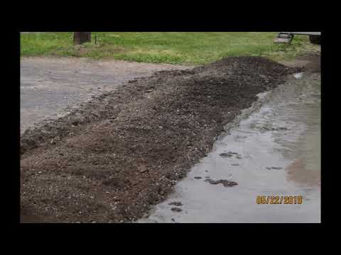 Pennsylvania West Branch Council of Governments Cement Slurry FDR Demo
