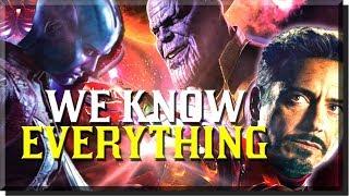 CONFIRMED ENDGAME PLOT Avengers Best Theory Ever!