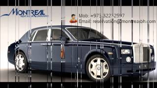 Montreal rent a car Limousine Bahrain,services and offers