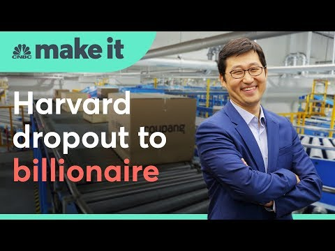 , title : 'How this Harvard dropout founded South Korea's most valuable start-up | Make It International