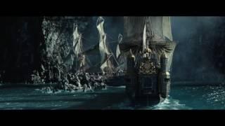 Karayip Korsanları Salazar'ın İntikamı Türkçe Altyazılı Fragman