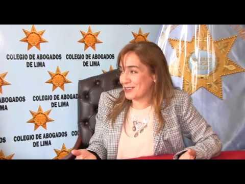 Entrevista realizada a la Dra. Mariliana Rico Carrillo