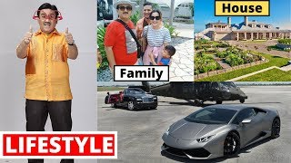 Jethalaal Lifestyle 2020, Wife,IncomeHouseSonBiographyFamilyNetWorth-Taarak Mehta Ka Ooltah Chashmah