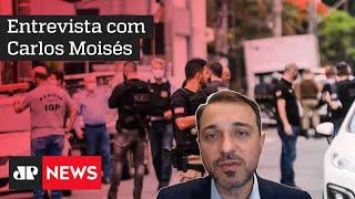 'Não havia condição de oferecer resistência', diz governador de SC sobre Criciúma
