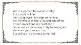 Chanté Moore - Love's Still Alright Lyrics