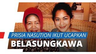 Prisia Nasution Ikut Ucapkan Belasungkawa, Upload Foto Kebersamaan dengan Ibunda Presiden Jokowi