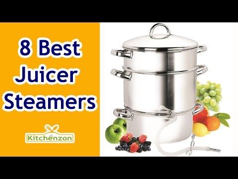 Best Steam Juicers 2016! Top 8 Steam Juicer Reviews | Kitchenzon