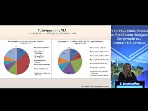 Δ. Δημοπούλου - Η μετάβαση ασθενών με νεανική ιδιοπαθή αρθρίτιδα