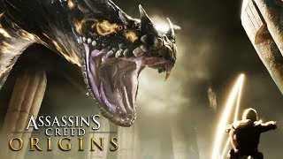Assassin's Creed Origins All Boss Fights & Ending (Xbox One X)