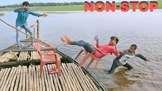 Must Watch 😜 NON-STOP 2020 Comedy Video for entertainment Try Not to Laugh Bindas Fun Masti....