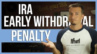 ⚠ Ira Roth IRA early withdrawal penalty | FinTips 🤑